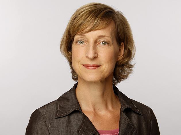 Innenarchitektin Karin Götz