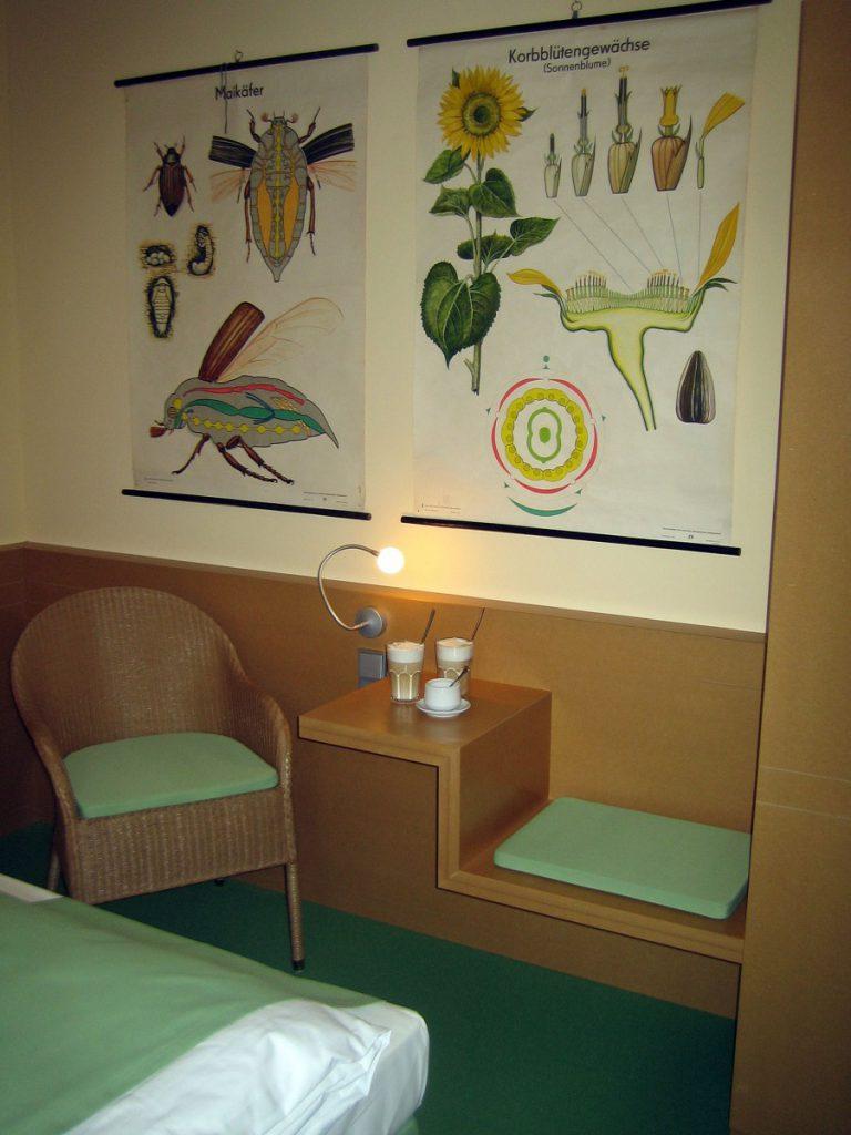 Detail Hotelzimmer