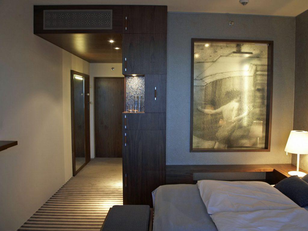 Gestaltung Hotelzimmer