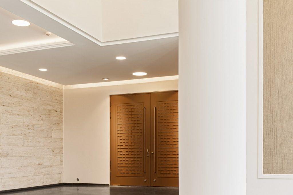 Renovierung Des Foyers Der Koreanischen Botschaft In Berlin Karin Gotz