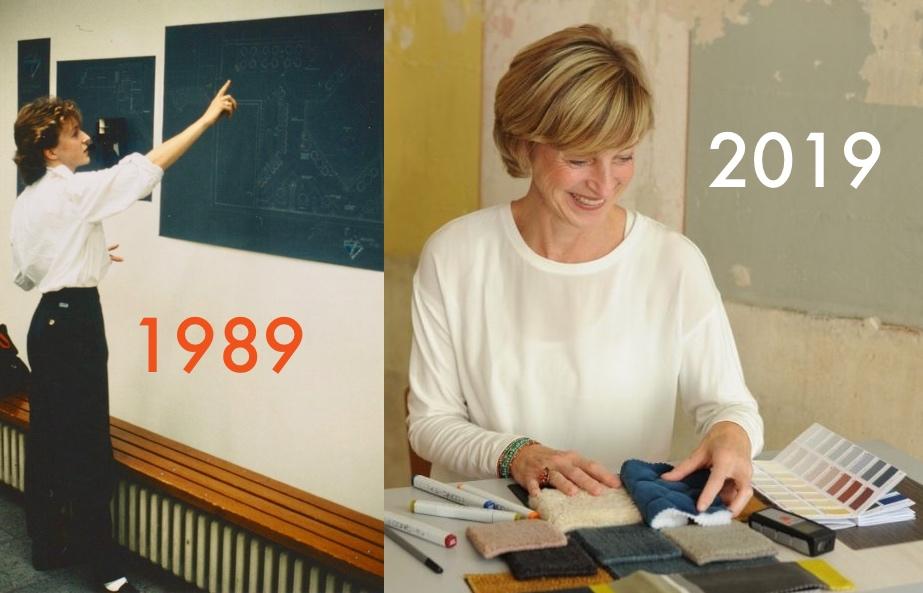 30 Jahre Karin Götz Innenarchitektur (1989 bis 2019)